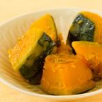 南瓜の柚子胡椒煮